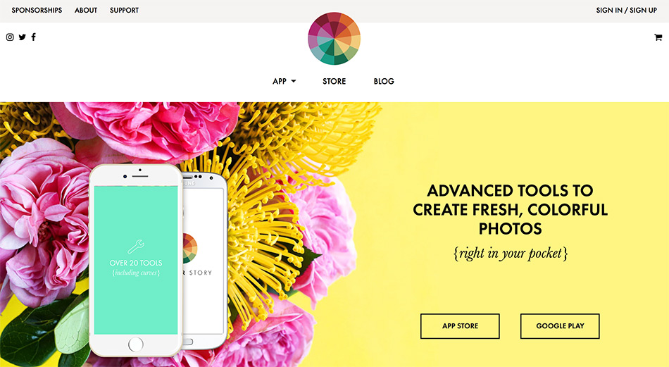 Marketing mobile : 5 applications pour transformer vos images depuis votre téléphone
